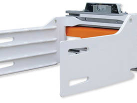 Hydraulic Bale Clamp for Forklift Grab Attachment  - picture2' - Click to enlarge