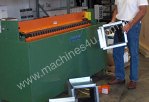 DUCTFORMER TDFC FLANGED DUCT FOLDING MACHINE