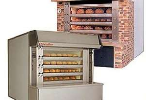 Deck Oven Pavailler Cyclothermic