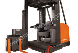 Raymond 9000 Series Swing-Reach Forklift