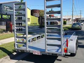 12ft Plant Machinery Trailer 4.5 Tonne Tandem Axle - picture3' - Click to enlarge