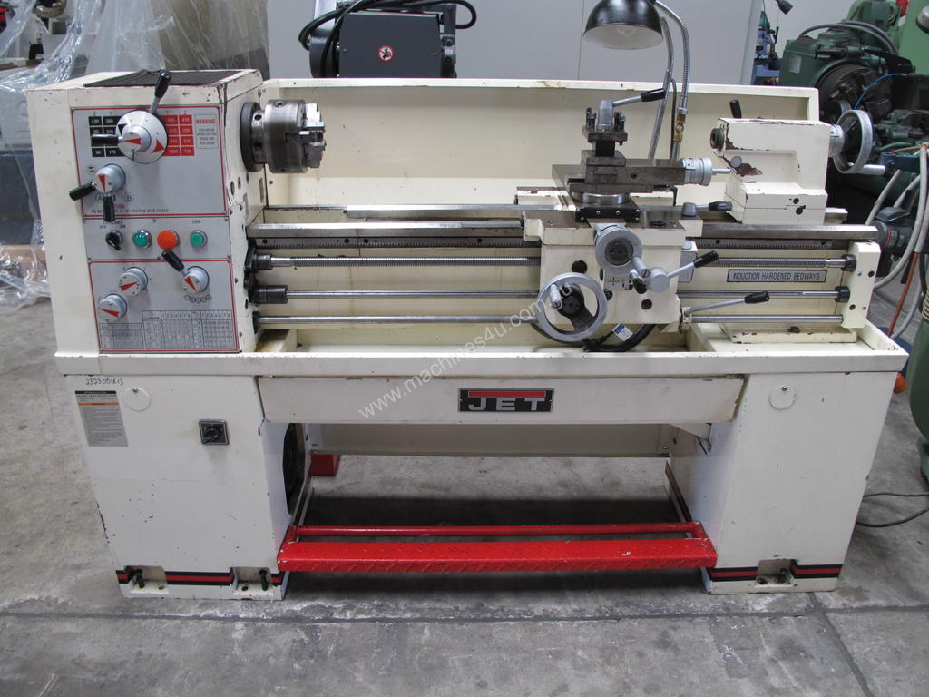 Used jet D360X1000 Centre Metal Lathes in , Price: $3,995