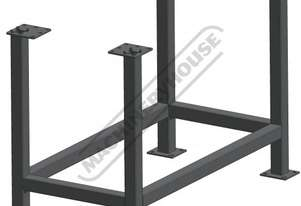 FR6090-M CertiFlat fabRack - Leg Kit Suits 600 x 900mm fabBLOCK Welding Table Top 860mm Table Height