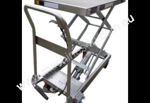 Stainless Steel Scissor Lift Table 350kg High Lift