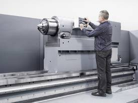 FAT TUR 4MN Heavy Duty Lathe - picture10' - Click to enlarge