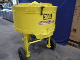 NEW BMAC TOOLS 300LITRE CONCRETE BATCH MIXER - picture0' - Click to enlarge