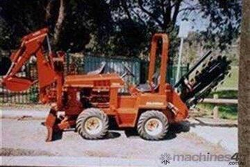 Ditch Witch 3500   trencher ,