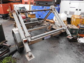 3ton cable drum trailer , 1cyl diesel , galverised - picture8' - Click to enlarge