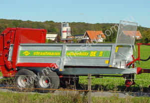 BE Manure Spreader 2 Disc 9 Tonne