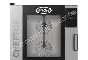 Unox Cheftop 7 Tray GN1/1 Mind.Maps One Electric C