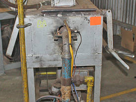 Gas Fired Heat Treatment Oven Furnace Forge Blacks - picture1' - Click to enlarge