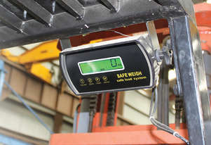 Forklift Scale - Onboard Weighing System for fork truck 1% Accuracy*