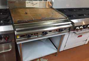 Trueheat R90-0-90G 900mm gas griddle