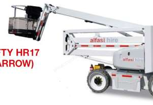 Niftylift NIFTY HR17 (NARROW)