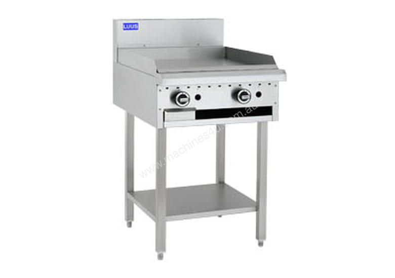 Hotplates - Luus Model BCH-6P - 600 Grill and Shelf