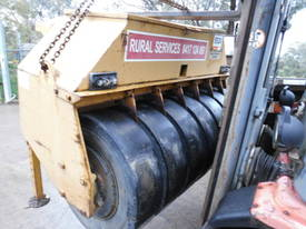 mini grader freeroll , pohlner 7 wheel, and links - picture0' - Click to enlarge
