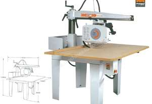 Maggi Heavy duty radial arm