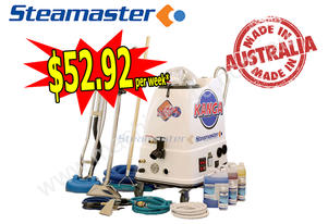 Kanga 1200 Carpet Cleaning Equipment Pro Pack