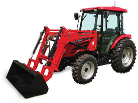 Mahindra 6110 CAB 4WD Tractor - picture0' - Click to enlarge
