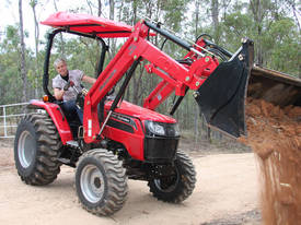Mahindra 6110 CAB 4WD Tractor - picture4' - Click to enlarge