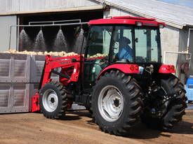 Mahindra 6110 CAB 4WD Tractor - picture10' - Click to enlarge