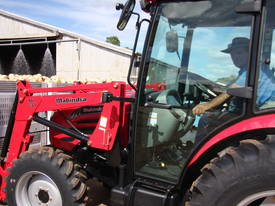 Mahindra 6110 CAB 4WD Tractor - picture14' - Click to enlarge