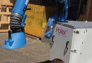 Mobile Portable Fume Extractor/ Dust Collector 2.2KW