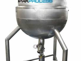 Jacketed 600L 'J-Style' Cooker Kettle