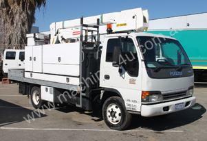 2004 Isuzu NQR450 Cherry Picker