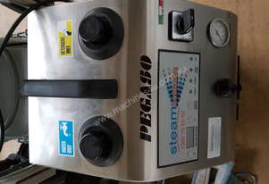 Used Pegaso Steam Vacuum Cleaner - Detergent