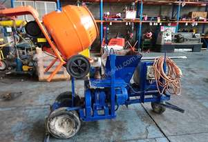 Concrete Grout Pump 3