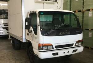 Isuzu NPR200 Refrigerated Truck