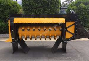 Fixed Flail Forestry Mulcher