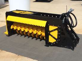 Fixed Flail Forestry Mulcher 8-12 T Excavator - picture3' - Click to enlarge