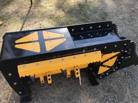 Fixed Flail Forestry Mulcher 8-12 T Excavator - picture4' - Click to enlarge