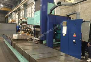 4000mm x 1400mm x 1600mm Italian CNC Bed Mill