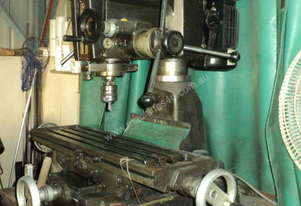SHARP VERTICAL EXTENDED COLUMN MILLING MACHINE