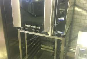 Turbofan Combi Oven With Stand E32D4