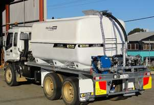 12,000 LITRE WATER CART TANK