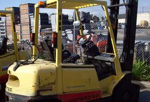 Hyster Used   H2.50DX