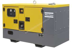 Atlas Copco Prime Fixed Generator QES 30 Temporary Power Generator