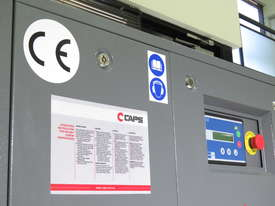 CAPS CR15-13 15kW 53cfm 13Bar Base Mount Rotary Screw Air Compressor - picture4' - Click to enlarge
