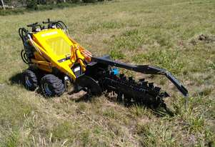 Trencher to suit mini digger mini loader