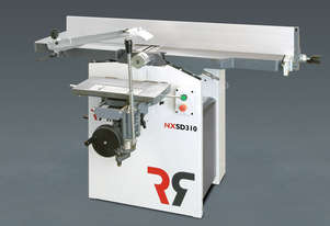 ROBLAND THICKNESSER PLANER COMBINATION MACHINE