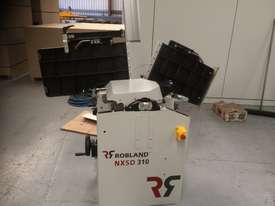 ROBLAND THICKNESSER PLANER COMBINATION MACHINE  NXSD310 . - picture9' - Click to enlarge
