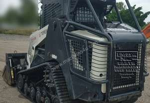 Terex PT100 Forestry Tracked Skid Steer