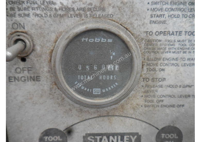 Stanley HP-1 Hydraulic Power Pack