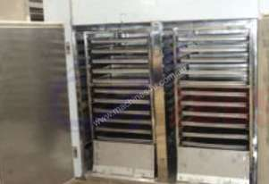 Commercial Dehydrators with walk in trays 120kg capacity