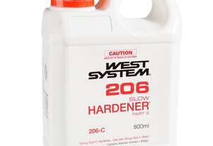 West System 206 Slow Hardener - 800ml