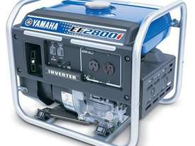 Yamaha 2800w Inverter Generator - picture0' - Click to enlarge